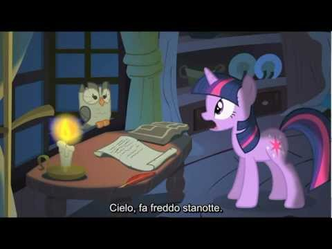 My Little Pony: Friendship is Magic - 1x24 - Owl's Well That Ends Well (hardsub italiano)