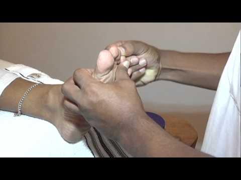 Dica - Como fazer uma massagem nos pés