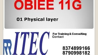 getlinkyoutube.com-Steps to Create Physical layer in OBIEE 01: By RR ITEC, Hyderabad, India