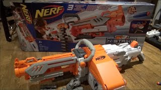 getlinkyoutube.com-NERF N-Strike Havok Fire EBF-25 Unboxing and Review