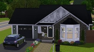 getlinkyoutube.com-The Sims 3 ♡ House Building | Small Cottage