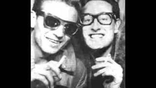 Waylon Jennings & Buddy Holly  -  Rave On