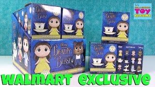 Walmart Exclusive Beauty & The Beast Movie Funko Mystery Minis Blind Box Case | PSToyReviews