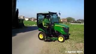 getlinkyoutube.com-Approved cab for John Deere 1023, 1025 and 1026