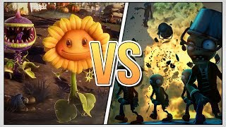 getlinkyoutube.com-GARDENS & GRAVEYARDS | Plants vs. Zombies: Garden Warfare | TDM Plays [Xbox One]