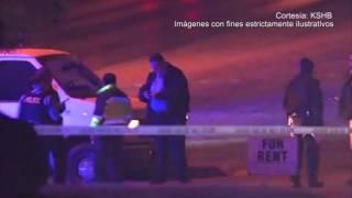 La policía de Kansas City Kansas, continúa investigando un triple homicidio