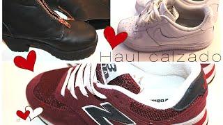 getlinkyoutube.com-Haul moda calzado ♡ | Aliexpress, Primark, Nike...