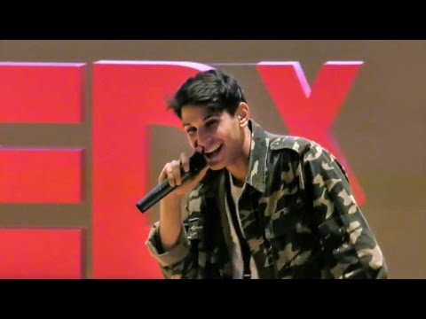 TEDx Talks تكلمت في