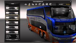 getlinkyoutube.com-Euro Truck Simulator 2 Thailand Download Modbus + Playing 1.16.2s Part2