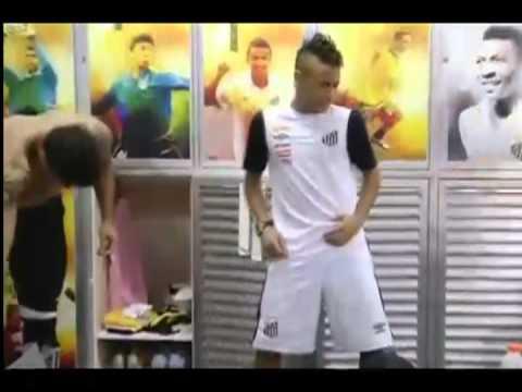 Gidong Ft. Neymar Dance - Ai Se Eu Te Pego [Malay Version]