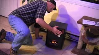 getlinkyoutube.com-Comfort Furnace Infrared Heater