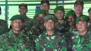 getlinkyoutube.com-Panglima TNI kunjungi Satuan TNI di Pulau Terluar Indonesia