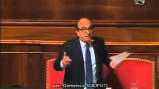 getlinkyoutube.com-Un travolgente intervento di Domenico Scilipoti al Senato sugli OGM