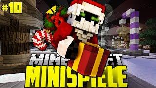 getlinkyoutube.com-TÖDLICHE WEIHNACHTSBLÖCKE?! - Minecraft Minispiele #10 [Deutsch/HD]