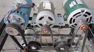 getlinkyoutube.com-Maquina para producir eletricidad parte 2