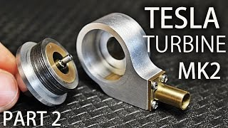 getlinkyoutube.com-Micro Tesla Turbine MK2 | Part2 | Housing, End Caps, Nozzle