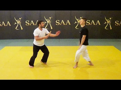 Aikido Tanto Waza   Knife Defense