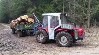 getlinkyoutube.com-Carraro 5500 im Wald 2