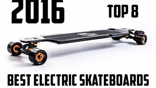 getlinkyoutube.com-Top 8 Best Electric Skateboards You Can Buy 2016