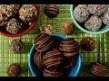 Fruit & Nut Balls Recipe Demonstration - Joyofbaking.com