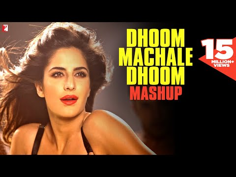 DHOOM:3 - Mashup Song - Dhoom Machale Dhoom