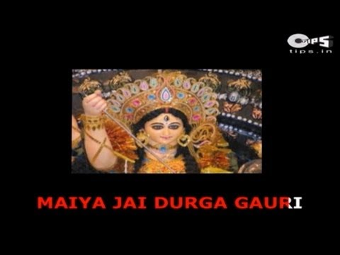 Sing Along - Om Jai Ambe Gauri - Alka Yagnik - Popular Mata Aarti