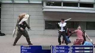 getlinkyoutube.com-How NOT to play Final Fantasy VIII