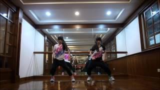 getlinkyoutube.com-BTS (방탄소년단)  I NEED U by Sandy&Mandy (cover)