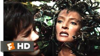 getlinkyoutube.com-Percy Jackson & the Olympians (3/5) Movie CLIP - Medusa's Garden (2010) HD