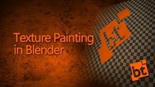 getlinkyoutube.com-How to paint textures in Blender 2.6x