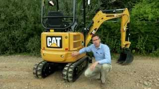 Cat® 301.7D CR Mini Excavator Overview