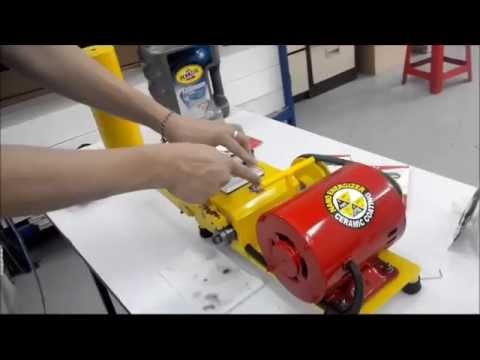 Тест на заклинивание  двигателя    в Малазии