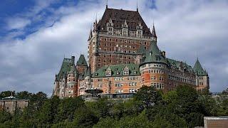 getlinkyoutube.com-Old Québec City, Canada in 4K (Ultra HD)