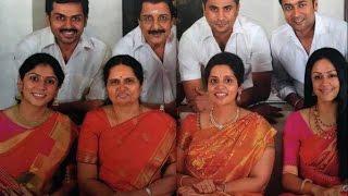 getlinkyoutube.com-SURIYA family:Actor Sivakumar FAMILY photo shoot | SURYA| Karthi | Jyothika personal video