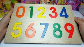 getlinkyoutube.com-Learn Numbers for Children Wood Toy 123