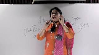 Introductory class by Neetu Singh