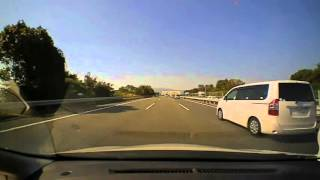 getlinkyoutube.com-【Highway drive:納車3日目】Nissan NOTE nismo S