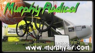 getlinkyoutube.com-Murphy Radical, DeLand Sport Aviation Village Showcase Florida Nov. 3-5, 2016.