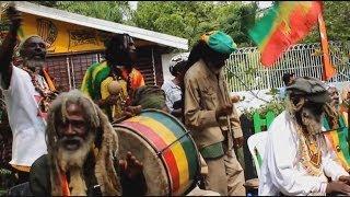 getlinkyoutube.com-Faces Of Africa: Rastafarians coming Home to Africa