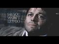 destiel | say you wont let go [+12x12]