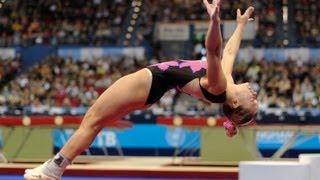 getlinkyoutube.com-Trampoline Worlds 2011 Birmingham - Tumbling & Double Mini, Women & Men - We are Gymnastics!