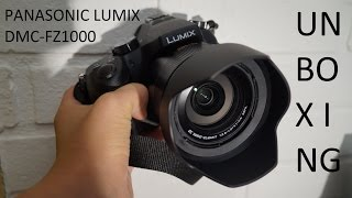 getlinkyoutube.com-Panasonic Lumix dmc-fz1000 Unboxing, Overview and Test Footage