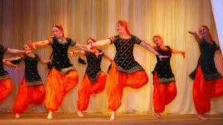 Bumbro Bumbro, Indian Dance Group Mayuri, Petrozavodsk, Russia