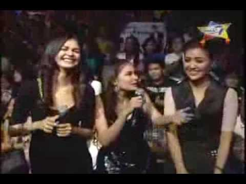 Party Pilipinas 0106 Stronger 7 Louise intro Alden