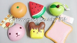 Homemade Squishy Collection 2014 : Download video: ??????????????????????????? (Kapibarasan Tag)