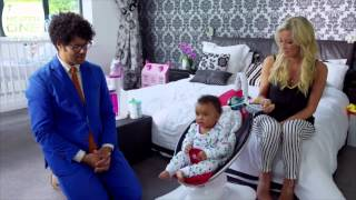 Richard Ayoade & Denise Van Outen test parental gadgets: Gadget Man S02E03