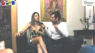 getlinkyoutube.com-Amanda Neves do Canal Beijo da Maga conosco no Órbita Geek    doidinha como sempre