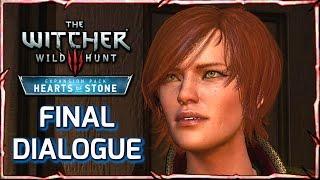 getlinkyoutube.com-Witcher 3: Last Conversation with Shani + Winning the Olgierd Gwent Card (Hearts of Stone)