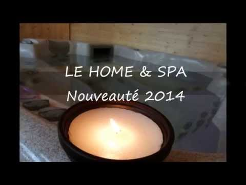 Espace bien-être HOME & SPA : abri extérieur pour spa, sauna...