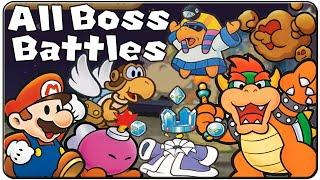getlinkyoutube.com-Paper Mario All Bosses